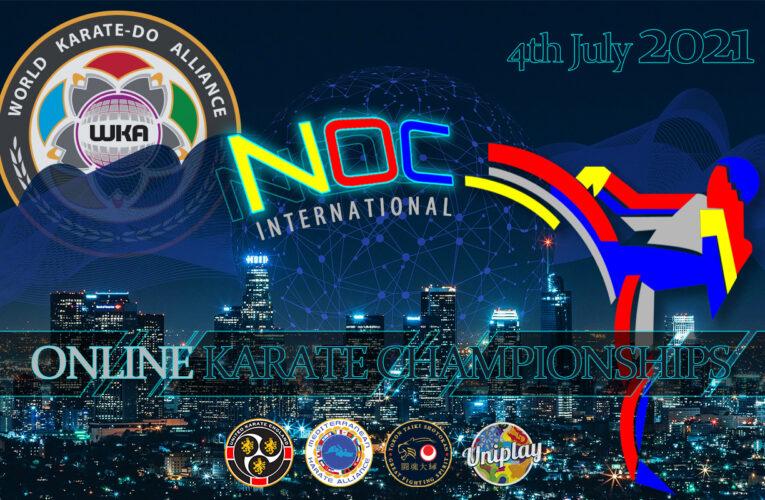 NOC – Northern Open Classic International Karate Championships 2021