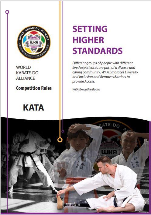 WKA Comp. Kata_Rules