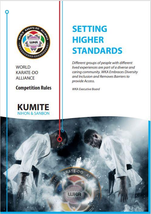 WKA Comp. Kumite Rules_Nihon & Sanbon