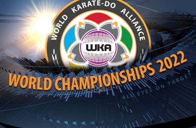 WKA Official Events