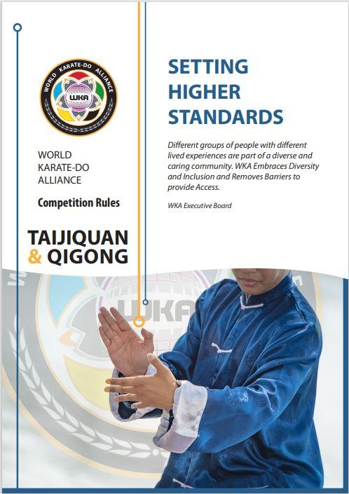 WKA Comp. Taijiquan & Qigong_Rules
